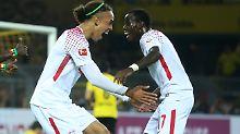 Leipzigs Reifeprüfung beim BVB: RB siegt im Stile einer Spitzenmannschaft