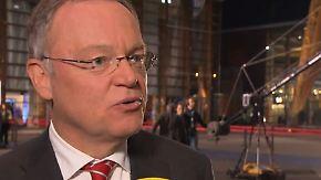 """Stephan Weil im n-tv Interview: """"Unsere Politik ist auf viel Zustimmung gestoßen"""""""