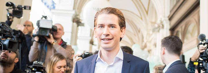 ÖVP-Jungstar im Porträt: Die steile Karriere des Sebastian Kurz