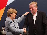Wahlpleite in Niedersachsen: Wer ist schuld: Merkel oder Althusmann?
