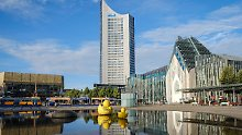 Der Börsen-Tag: Großbank scheitert mit Millionenklage gegen Leipzig