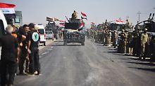 Kurden fliehen aus Kirkuk: Angst vor neuem Bürgerkrieg im Irak