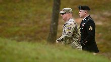 Prozess vor US-Militärgericht: Bergdahl gesteht Fahnenflucht