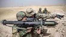 Riskante Lage im Nordirak: Bundeswehr unterbricht Ausbildungsmission
