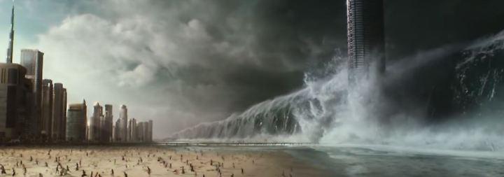 """Zerstörerische Macht der Natur: """"Geostorm"""" lässt Katastrophe auf die Welt zurollen"""