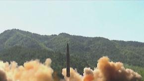 Das war der Morgen bei n-tv: Nordkorea droht mit Atomangriff