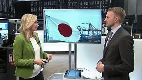 n-tv Zertifikate: Japan - Kauflaune im Land des Lächelns