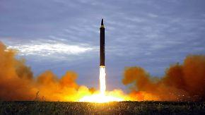 Warnung an die USA: Nordkorea schürt Angst vor Atomkrieg