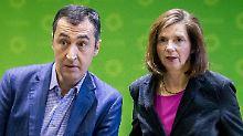 Stern-RTL-Wahltrend: Grüne gewinnen nach Bundestagswahl hinzu