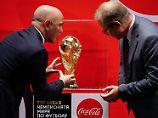 Der Sport-Tag: WM-Playoffs: Italien vs Schweden, Griechen haben's schwer