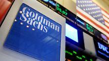 Der Börsen-Tag: Goldman Sachs büßt für Trumps Steuerreform