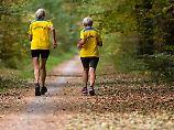 Studie bestätigt Binsenweisheit: Sport macht zehn Jahre jünger
