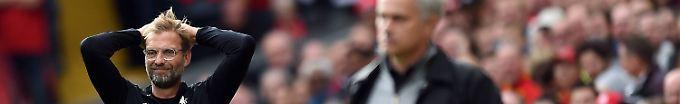 Für Jürgen Klopp und den FC Liverpool lief es schon einmal besser.