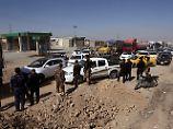 Streit um Unabhängigkeit: Iraks Kurden verlieren weitere Gebiete