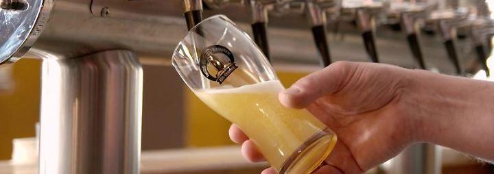Das Geschäft mit...: Das Geschäft mit dem Bier