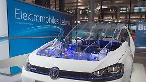 US-Pionier kommt in der Realität an: VW will Tesla die Stirn bieten