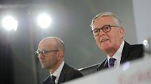 Millionenvorsorge für Winkelmann: Politiker kritisieren Air-Berlin-Chef