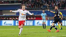 """""""Weltklasse"""" im Glückspulli: RB Leipzig startet in Königsklasse durch"""