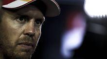F1-Déjà-vu im WM-Kampf: Nur Comeback-Hattrick kann Vettel retten
