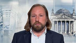 """Anton Hofreiter zu Sondierungen: """"Um die großen Probleme auf unserem Planeten kümmern"""""""