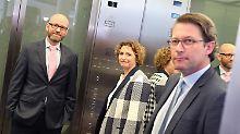 """Mit hochgeklapptem Visier: Union und FDP: """"Der Start passt"""""""