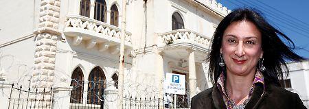 Muscats Rücktritt gefordert: Maltas Politik streitet über Journalistenmord