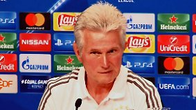Peinliche Pressekonferenz: Heynckes kennt Bayern-Nachwuchs nicht