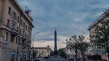 Auch Weißrussen wollen mehr: Minsk - auferstanden aus der Tristesse?