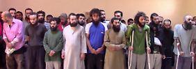 Nach Rückeroberung von Rakka: Geheimdienste sollen IS-Kämpfer haben