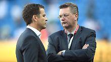 Der Sport-Tag: NRW-Ministerpräsident Laschet lästert über DFB