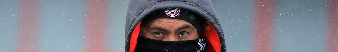 Der Sport-Tag: 13:30 FC Bayern kaschiert Ancelotti-Fehler mit Sticker