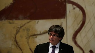 Showdown in Spanien: Madrid will Katalanen an die Kette legen