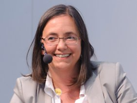 Kerstin Müller ist die Direktorin der Heinrich-Böll-Stiftung Israel.