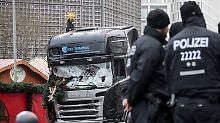 Vor Anschlag auf Weihnachtsmarkt: V-Mann soll Amri-Gruppe angestachelt haben