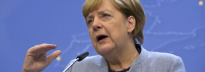Menschenrechte und Rechtsstaat: Merkel: EU soll Finanzhilfen an Türkei kürzen