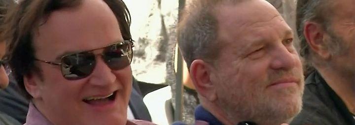 """""""Schwestern in Zukunft zur Seite stehen"""": Tarantino bereut sein Schweigen zu Weinsteins Sexismus"""