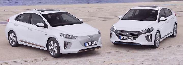 In und um Hamburg unterwegs: So meister der Hyundai Ioniq Elektro den Straßenalltag