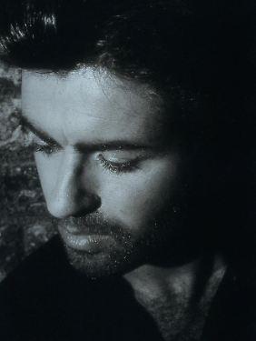 Mit Energie und Engelsstimme: George Michael.