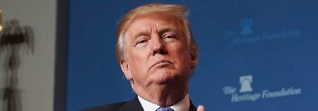 Auch Yellen noch im Rennen: Trump sieht drei Bewerber an Fed-Spitze