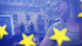 Unabhängigkeit - ja oder nein?: Ein Riss geht durch Katalonien