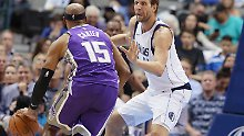 Hymnensängerin geht in die Knie: Nowitzki und Schröder kassieren NBA-Pleiten