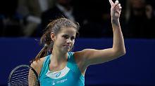 Die neue deutsche Nr. 1: Görges stößt Krisen-Kerber vom Tennisthron
