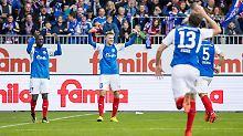 Der Sport-Tag: 2. Liga: Kiel und Union jagen Düsseldorf