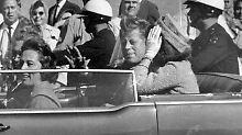 Geheime Kennedy-Akten: Trump will alle JFK-Dokumente freigeben