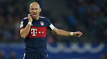 Heynckes' Rotation greift nicht: FC Bayern quält sich in Hamburg zum Sieg