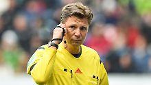 Der Sport-Tag: Ex-Referee fordert einen Bierhoff für Schiedsrichter