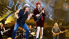 Bruder von Angus und Malcolm: AC/DC-Produzent George Young ist tot