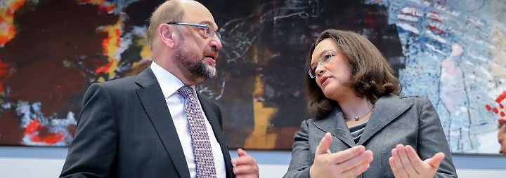 SPD im Posten-Chaos: Opposition ist irgendwie auch Mist