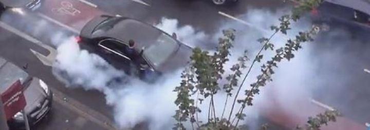 Schüsse in Bonner Innenstadt: Polizei stoppt Hochzeitskorso und macht unerwarteten Fang