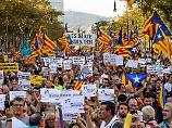 Entmachtung durch Madrid: Katalanische Linke droht mit Ungehorsam